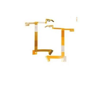 2 PCS/NEUE OBJEKTIV Blende Flex Kabel Für Tokina AF 11-16mm f/2,8 11- 16mm (Für Canon Connector) reparatur Teil