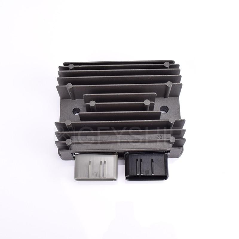 MOSFET Retificador Regulador de Tensão da motocicleta Para Honda TRX 420 Rancher FA/FPA 2009-2014 TRX420 FE 2007- 2013 MUV 700 Vermelho Grande