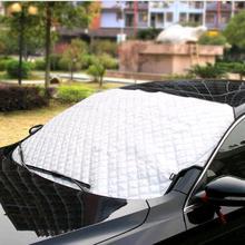 Coche parasol para la ventana cubiertas antinieve de coche para KIA Rio Sorento Sportage Ceed k2 K3 K4 K5 K7 K9 KX3 K3S Sportage R Forte
