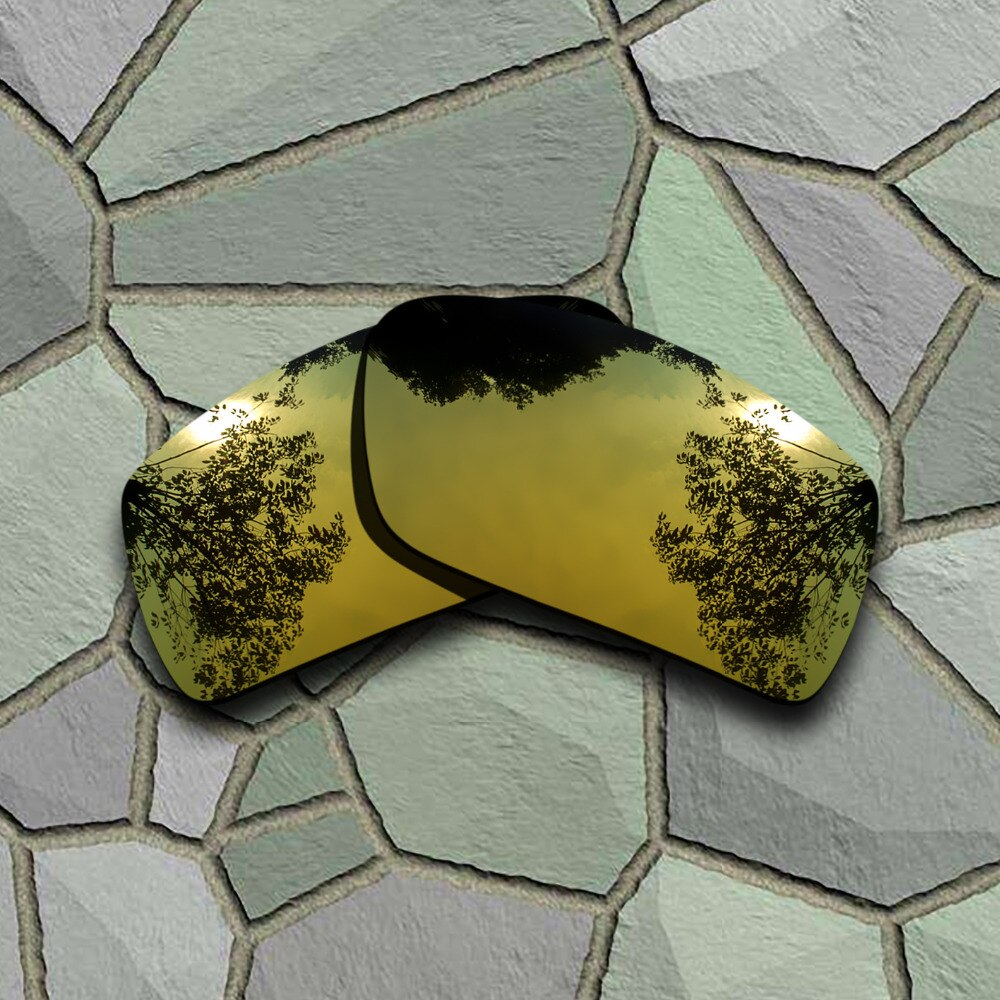 Фото - Yellow Golden Sunglasses Polarized Replacement Lenses for Oakley Gascan очки oakley oakley c 3 gascan черный onesize