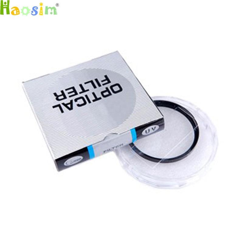 10pcs/lot 30 37 39 40.5 43 46 49 52 55 58 62 67 72 77 82mm lens UV Digital Filter Lens Protector for canon nikon DSLR SLR Camera