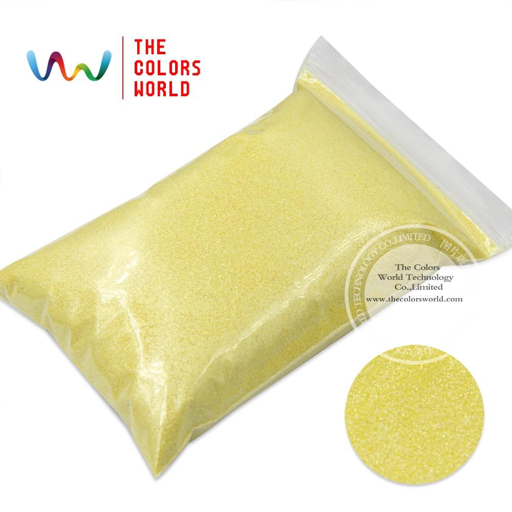 TCP02 colores amarillo claro nacarado 0,2 MM 008 tamaño solvente resistente brillo para esmalte de uñas de gel u otros dibujos de decoración