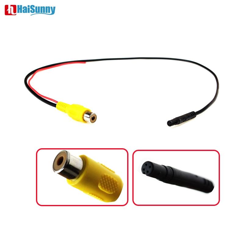HaiSunny 4-контактный разъем для RCA Конверсионный кабель