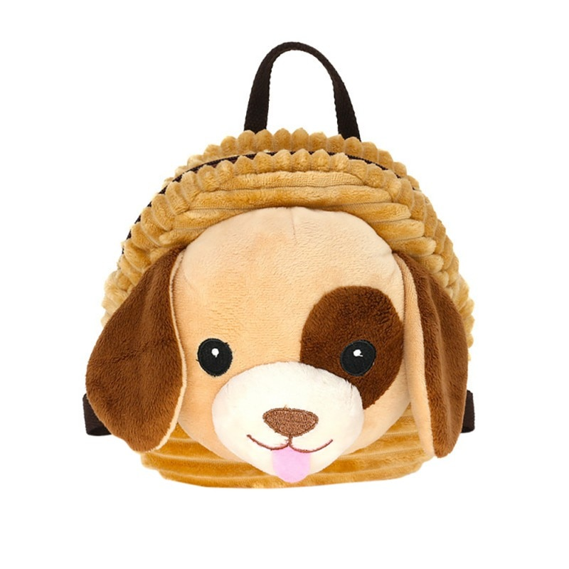 Children Bag Cute Animal Cartoon Toddler Preschool Kids School 2019 New Satchel Travel Anti-lost Schoolbags Mochila Escolar