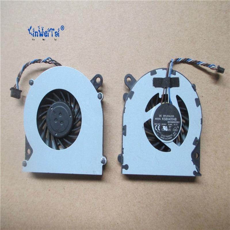 Envío Gratis nuevo ventilador para DELTA KSB0405HB-AL72 KSB0405HB AL72 6033B0025301 5V 0.44A ventilador de refrigeración