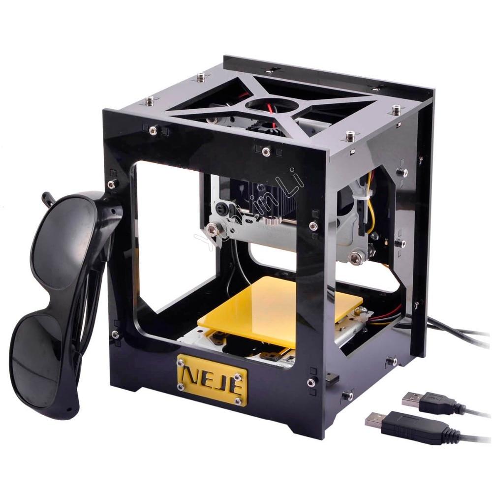 300 мВт автоматический лазерный гравер своими руками лазерный резак 5 в лазерный гравировальный станок USB интерфейс + защитные очки