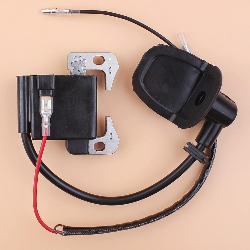 Cable de bobina de encendido para Subaru Robin NB411 EC04 BG411 CG411 NB 411 módulo Magneto cortador de cepillo de Motor de 2 tiempos