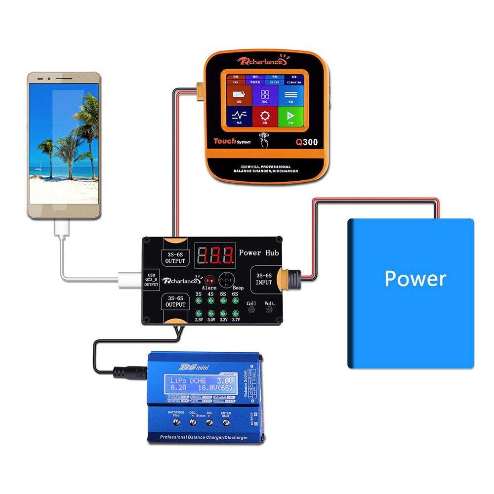 Rcharlance Power Hub XT60