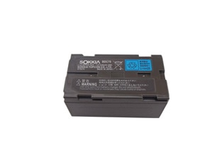 5 piezas sokkia BDC70 con el núcleo de la batería de Samsung SOKKIA/TOPCON BDC70 batería de iones de litio 7,2 V 5240 mAh para el Total estación/GPS