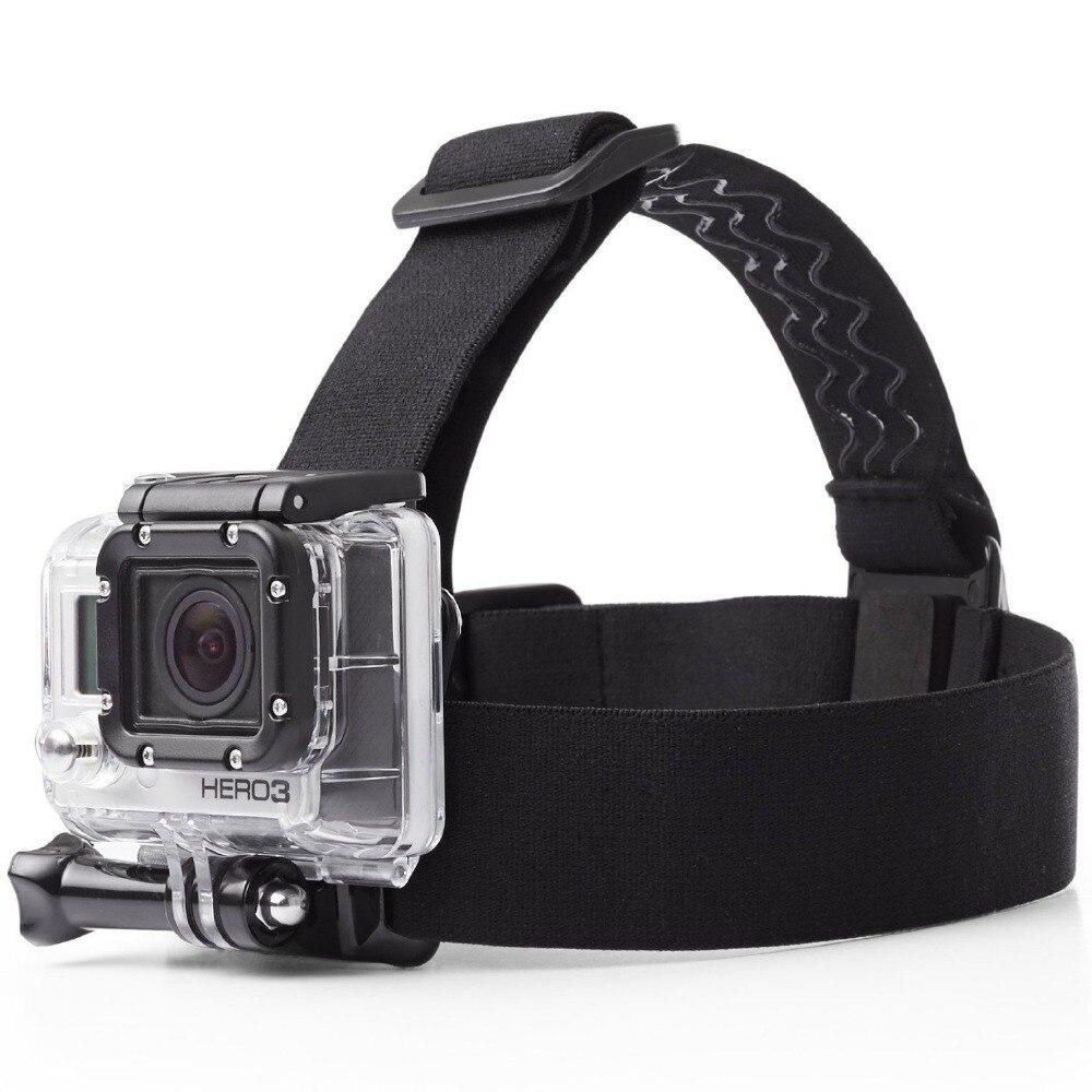 Head Strap Camera Mount for GoPro Hero1, GoPro Hero2, GoPro Hero3