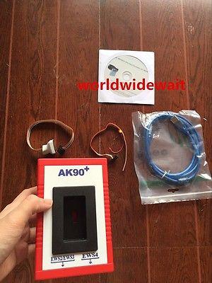 مبرمج مفتاح تلقائي V3.19 ، AK90 ، لجميع أنظمة BMW EWS 1995-2009 ، أحدث إصدار V3.19