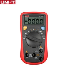 UNI-T Modern Digital Multimeters UT136A/UT136D Handhold Continuity Buzzer Data Hold Auto Power Off Auto Range NCV Tester
