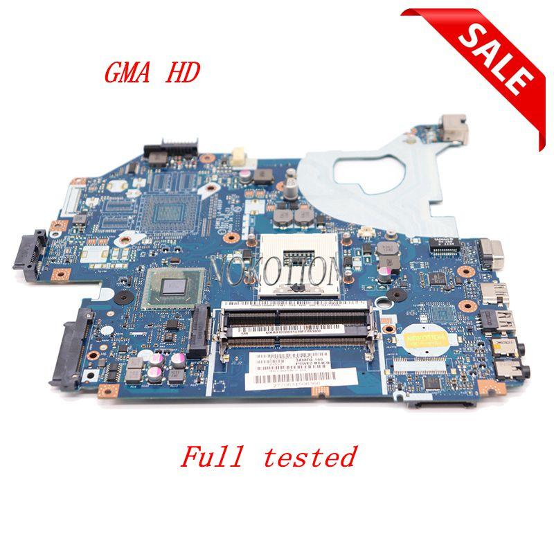 NOKOTION P5WE0 LA-6901P placa base para portátil para Acer 5750 5750G Series MBR9702003 MB. R9702.003 HM65 placa principal de prueba completa
