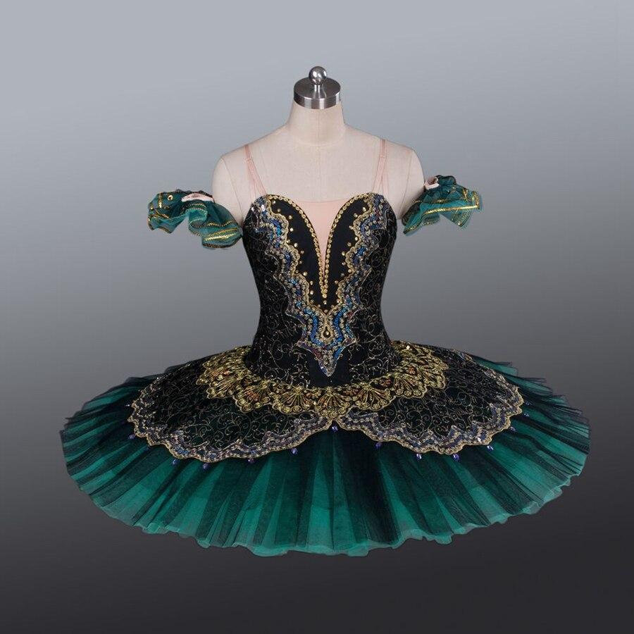 La Esmeralda-تنانير رقص الباليه ، تنانير توتو ، زي احترافي للبالغين
