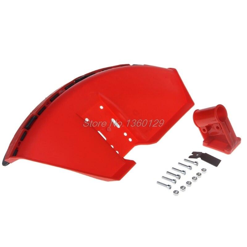 Cg520 430 brushcutter proteção capa grama trimmer 26mm lâmina guarda com lâmina atacado & dropship