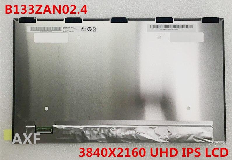 Nuevo 13,3 pulgadas ultra-delgada pantalla Sin Fronteras B133ZAN02.4 B133ZAN01.0 puntuación alta pantalla 4 k IPS 3840X2160 UHD