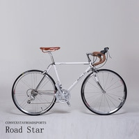 650C כביש אופני הבראה עיר אופני Reynolds520 מסגרת 27 מהירות אופניים