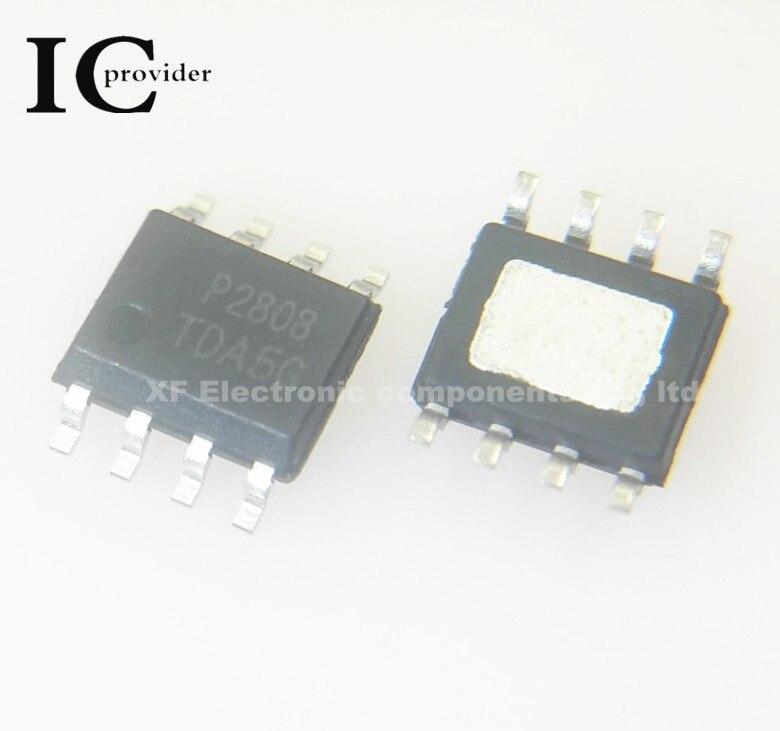 100 шт./лот P2808 SOP8 IC|Интегральные схемы| |