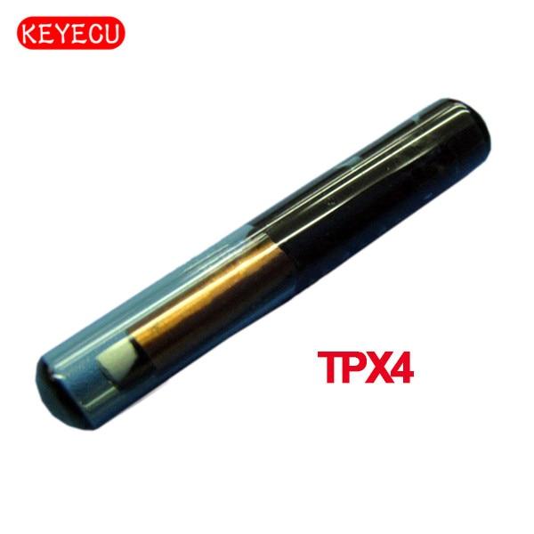 Chips de llave de coche Keyecu, Chip transpondedor TPX4 Clone 46 Chip para JMA