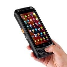 Terminal de collecteur de données Mobile Portable Android PDA 1D 2D de haute qualité avec chargeur 4 écran 16G lecteur ROM/Wifi/bluetooth