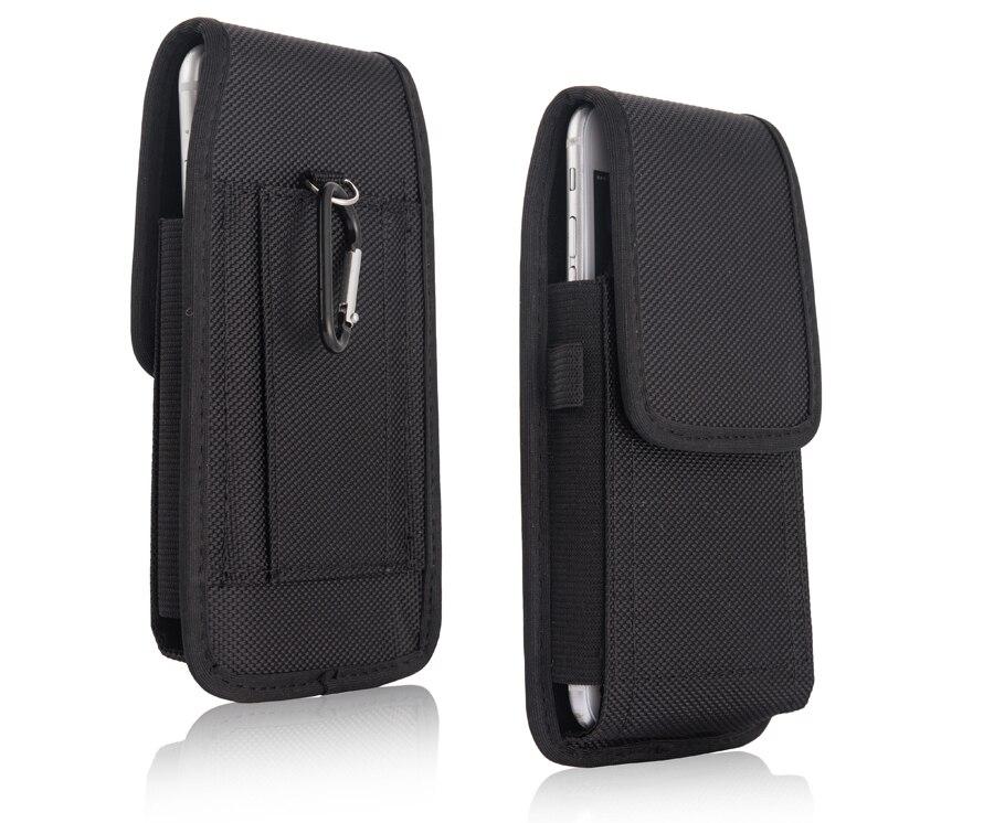 Funda de lujo bolsa de cinturón para teléfono UHANS I8 HOMTOM S9 Plus Ulefone Mix 2 BLUBOO S8 Plus AllCall Madrid