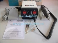free shipping new dental lab tool saeshin 35000 rpm strong 204 handpiece jewelry polishing motor electric micromotor