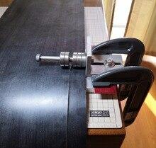 BOSSDEN thick hard leather cutting machine leather belt paring tool DIY shovel skin Machine leather skiver cutter peeler skiver