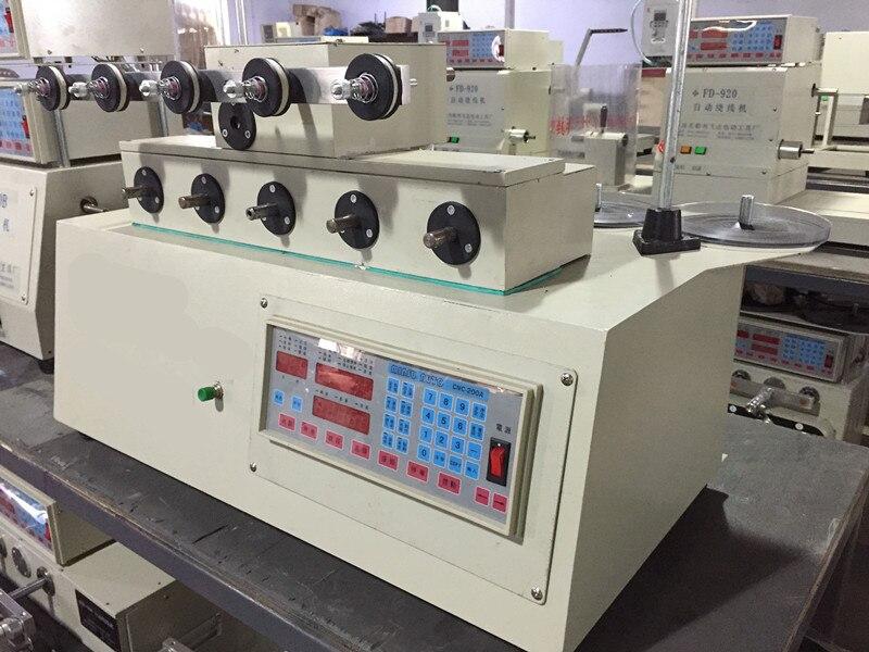 Máquina de bobinadora automática de bobinas cnc de 5 bobinas para transfomer FD-550