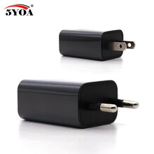USB EU US Wall phone Charger Plug 5V1A AC 110V-240V Micro USB Power Adapter Multifunction For iPhone Samsung Xiaomi LG Huawei