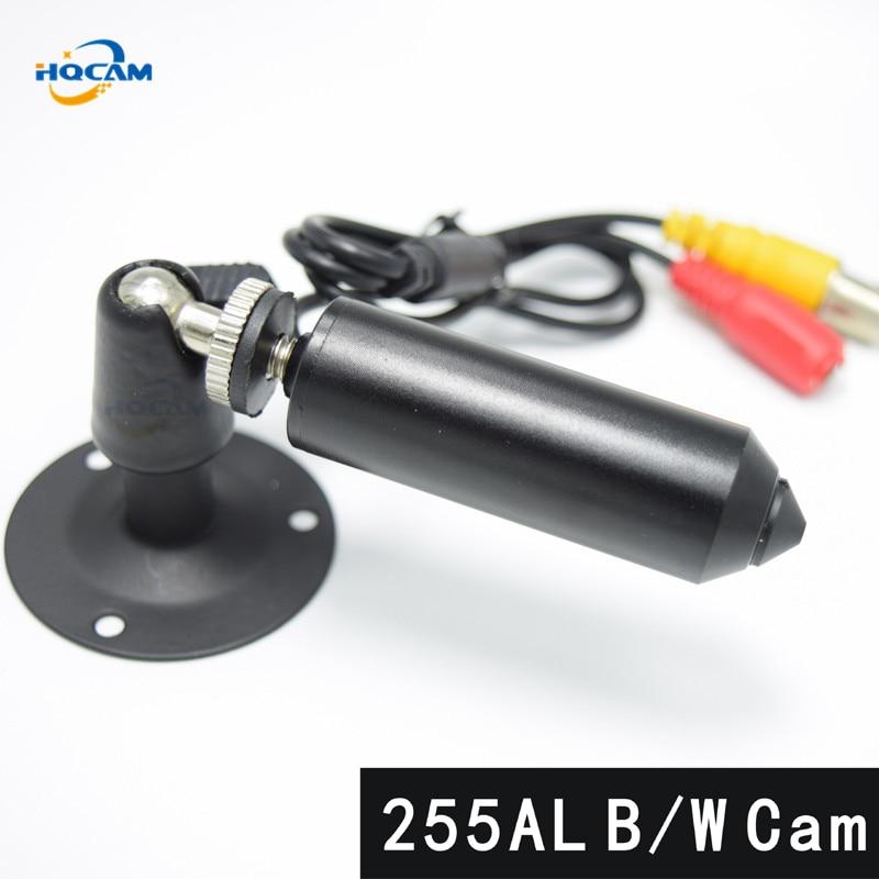 HQCAM B/W camera 0.00001Lux SONY CCD 2090+259Al 255AL chip ultra low machine vision noise Black and white mini Industrial camera