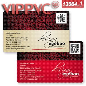 Plantilla de tarjetas de visita a13064 office depot para impresión de doble cara CR80 QR código tarjeta de plástico