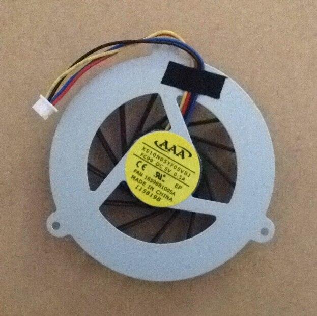SSEA Atacado New ventilador de Refrigeração da CPU para ASUS G50 G50S G50V M50 M50V M50S N50 N50V N50J