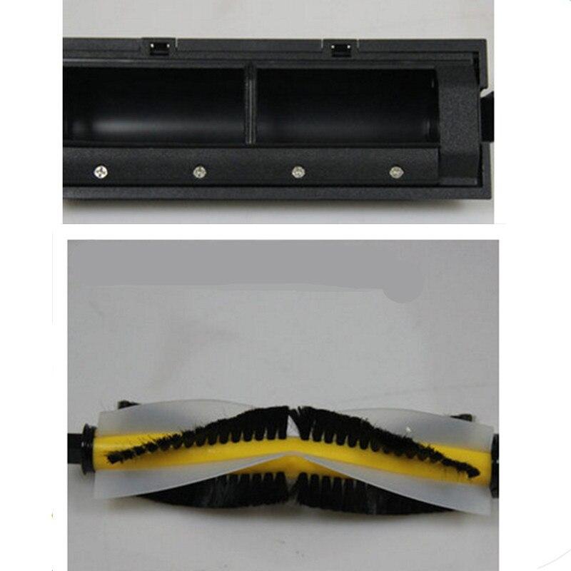Conveniente para el cepillo del rodillo robótico de Proscenic 780 T, piezas de limpiador del vacío del módulo del cepillo del rodillo