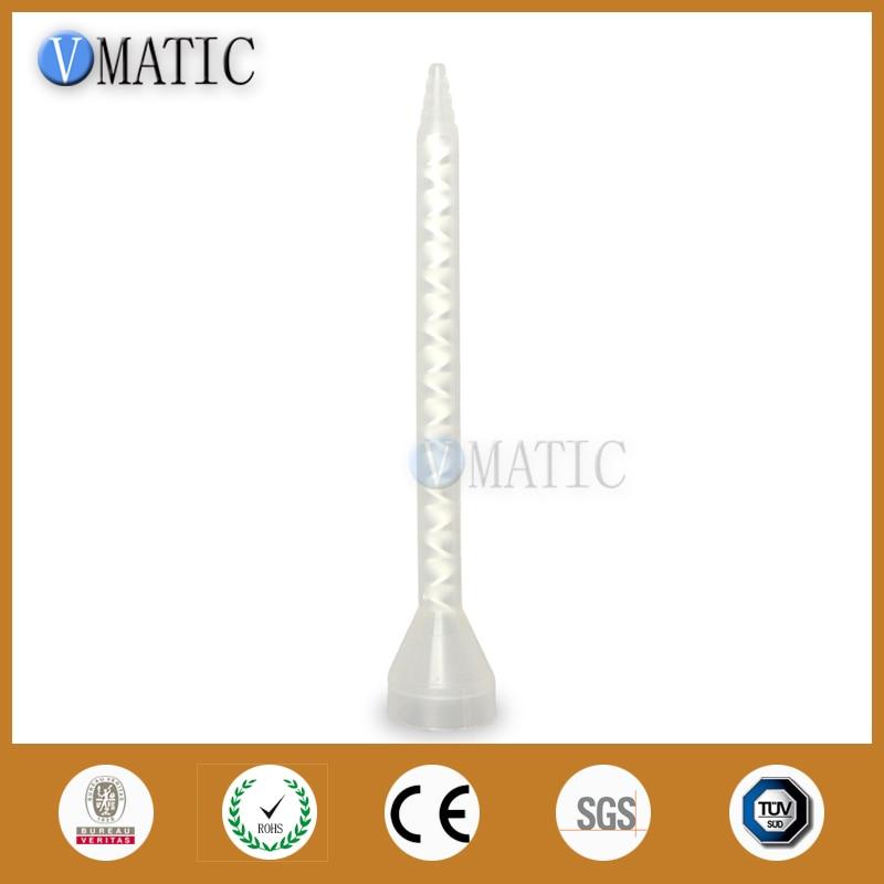 شحن مجاني 10 قطعة الراتنج خلاط ثابت MC05-24 خلط فوهات جرس الفم سيليكون خلط أنبوب فوهة