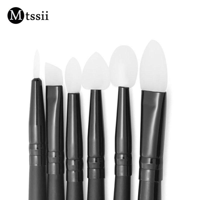Профессиональный консилер для теней для век, 1 шт., кисть для бровей и губ, кисти для макияжа, инструменты для макияжа глаз