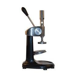Mão-de aço inoxidável pressionado máquina de café Semi máquina prensas pó Pressionando em pó martelo Manual 1 pc