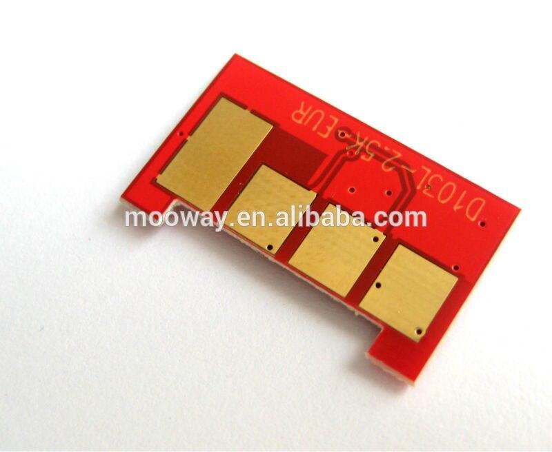 Chip de toner compatível para samsung MLT-D103 2950 2951 2955 4727 4728 4729 chip de toner