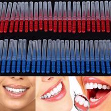 50 Uds hilo dental higiene bucal cepillo dientes interdental cuidado dental saludable SP18 dropship