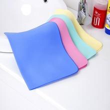 Serviette de nettoyage de voiture en daim   Soins magiques PVA peau de daim Chamois, serviettes de nettoyage de voiture, Cham serviette éponge de lavage Super absorbent25