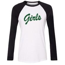 La série de télévision amis Monica et Rachel filles t-shirt pour femmes filles manches longues Tee hauts t-shirt imprimé créatif Cosplay costume