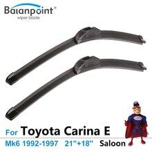 Balais dessuie-glace pour Toyota Carina E Saloon Mk6   1992-1997 de 21