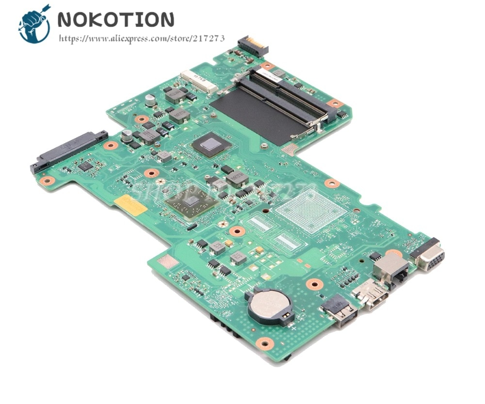 NOKOTION para Acer aspire 7250 7250z placa base de computadora portátil DDR3 MBRL60P002 AAB70 08N1-0NW3J00 Tablero Principal