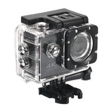SJ9000 Wifi 1080P 4K Ultra HD Caméra Daction Sport DVR Caméscope DV Étanche CO Noir