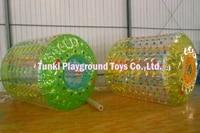 inflatable air aqua roller ball