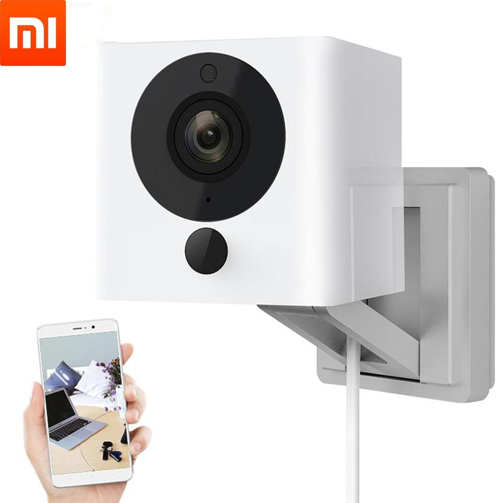 Xiaomi-cámara inteligente Mijia, 110 grados, F2.0, 8X, 1080P, Zoom Digital, WIFI, inalámbrica,...