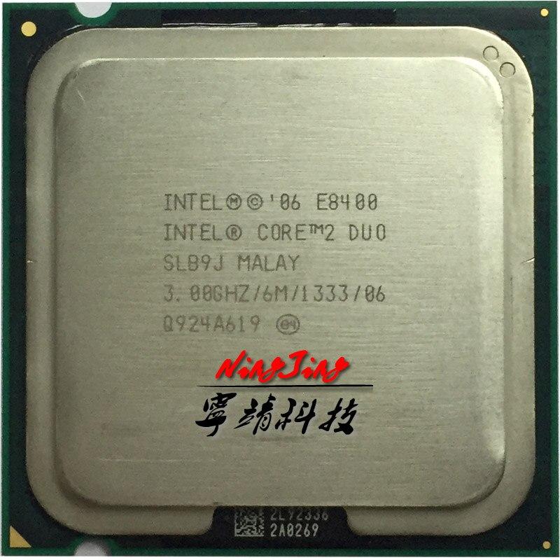 Двухъядерный процессор Intel Core 2 Duo E8400 3,0 GHz 6M 65W LGA 775