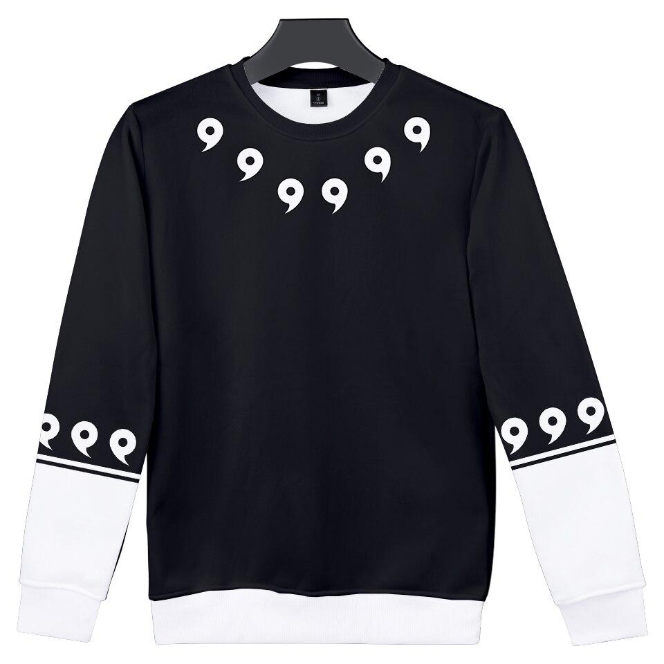Одежда «Наруто», летняя популярная Повседневная футболка с длинными рукавами, «Шесть беспризорных», «унисекс», «влюбленная пара», «родител...