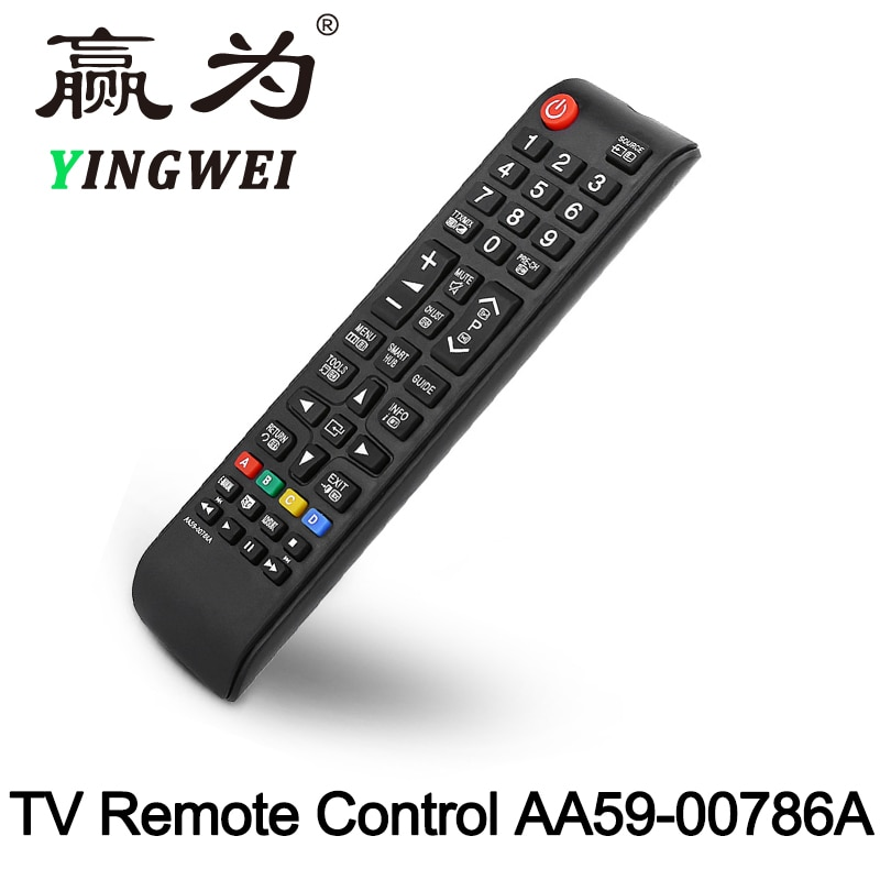 Universal controle remoto de alta qualidade para samsung AA59-00786A 3d smart tv controle de tv por atacado