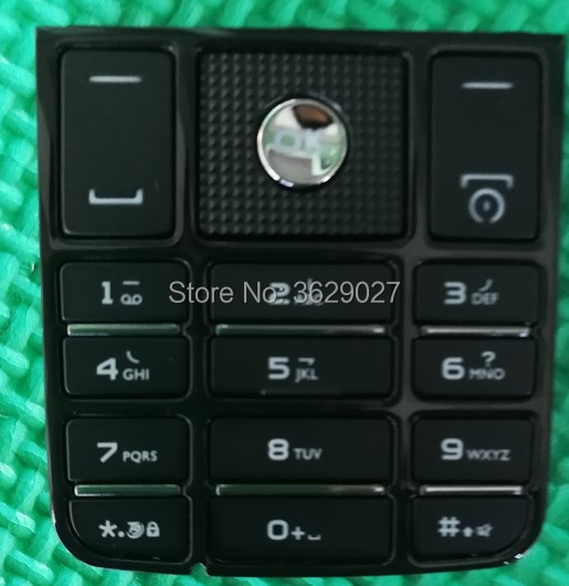 SZWESTTOP Chinese Version keypad for Philips X623 Keypads for Xenium CTX623 Mobile Phone Keypads enlarge