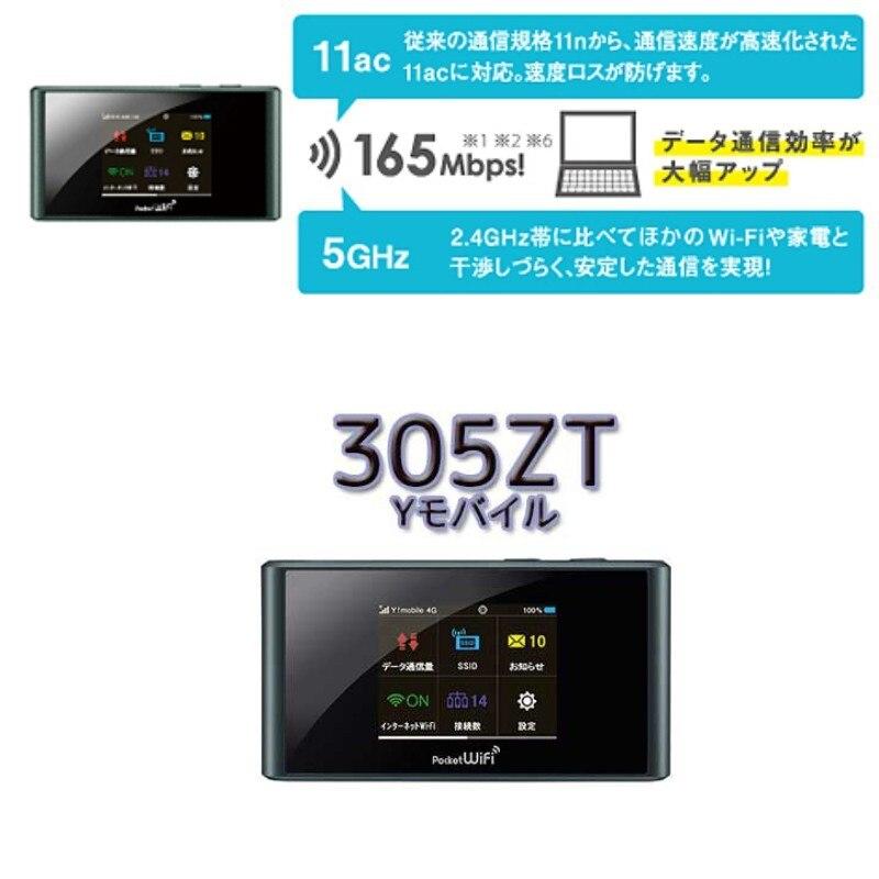 LTE WIFI Mobile Hotspot - ZTE 305ZT